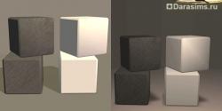 Свойства материалов в Sims 2 - часть 1