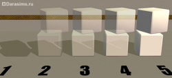 Свойства материалов в Sims 2 - часть 3