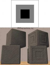 Свойства материалов в Sims 2 - часть 5