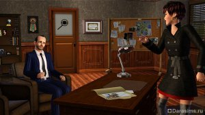 О «The Sims  3 Карьера» из блогов разработчиков