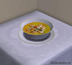 Создание новой еды