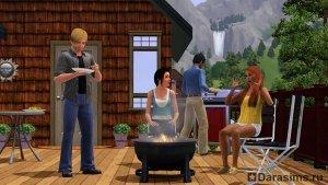 Осенью 2010 года выходит версия The Sims 3 для консолей!