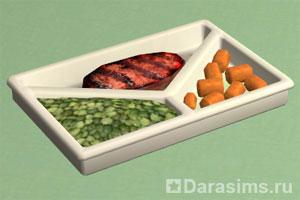 Обед-полуфабрикат