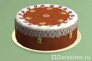 Слоеный торт (Тортик)