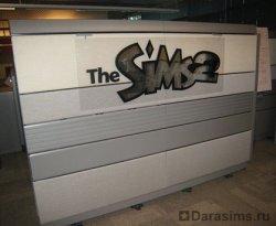 За кулисами The Sims