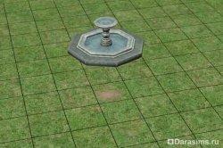 Необычный фонтан