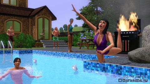 The Sims 3 для консолей