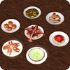 Навык кулинарии и рецепты в Симс 3 и аддонах