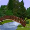 Строительство арочного моста в Симс 3