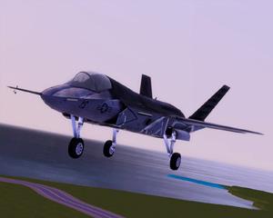 Ваши симы научатся летать вместе с F-35 Lightning II!