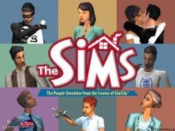 Обложка the Sims