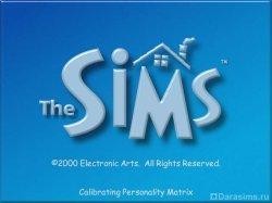 Заставка The Sims