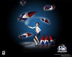 Касандра Гот в The Sims: Makin' Magic