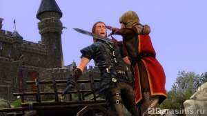 Новый проект The Sims Medieval