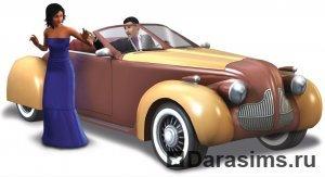 """Быстрый взгляд на автомобили из каталога """"Симс 3: Скоростной режим"""""""