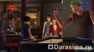 Обзор Симс 3: В сумерках от SimCookie