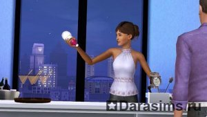 Превью «Sims 3: Late Night»