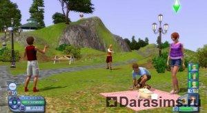Обзор от GirlGamersUK про The Sims 3 на консолях