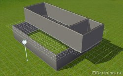 Создание балкона в Симс 3