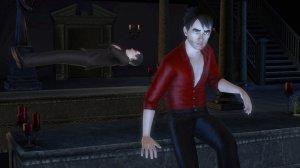 The Sims 3 Late Night - Блог разработчика о вампирах