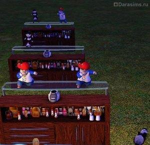 """Новый волшебный гном в """"Sims 3: Late Night"""""""