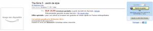 "Каталог ""The Sims 3: Jardin de style"""