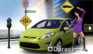 Обновление The Sims 3 Store - 2011 Fiesta Hatchback бесплатно!