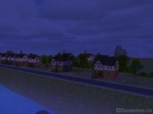 Реалистичное небо и освещение в Симс 2