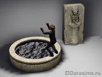 Строительство гробниц в «Симс 3 Мир Приключений»