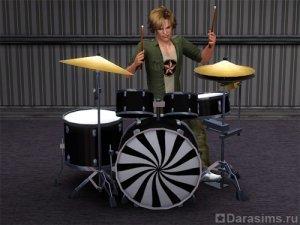 Навыки игры на новых музыкальных инструментах в «Симс 3: В сумерках»