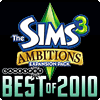 """The Sims 3: Ambitions"" – лучшая игра 2010 года"