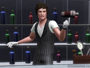 Смешивание напитков, виды коктейлей и навык миксологии в «Симс 3: В сумерках»