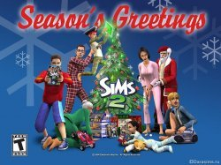 The Sims 2 Holiday Stuff