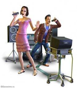The Sims 2: Nightlife (Симс 2: Ночная жизнь)