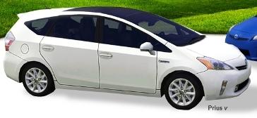 Пополнение в семействе Toyota Prius
