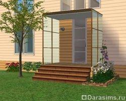 Строительство квартир в «Симс 2: Переезд в квартиру»