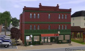 Комиссионный магазин в «Симс 3 Карьера»