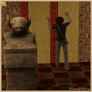 Египет - Квест № 1. «Иностранное предприятие»