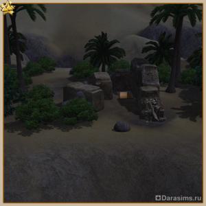 Египет - гробница «Медный карьер»