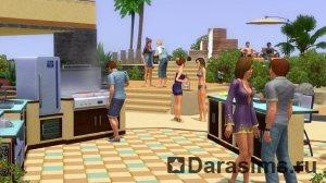 «The Sims 3 Отдых на природе» уже в продаже