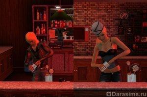 Бары и ночные клубы в «Симс 3: В Сумерках»