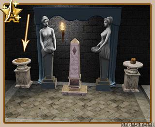 Франция - гробница «Забытый курган»