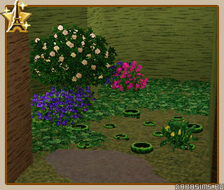 Франция - гробница «Сад Туата»