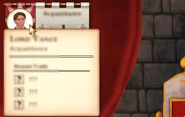 Особенностиичертыхарактера в «The Sims Medieval»