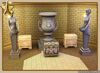 Франция - гробница «Жана Нектаро и Изабель»