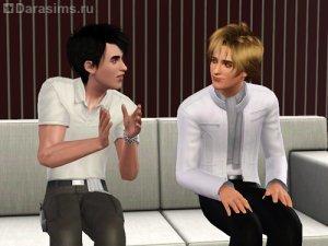 Отношения в The Sims 3