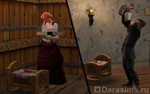 Отношения в «The Sims Medieval»