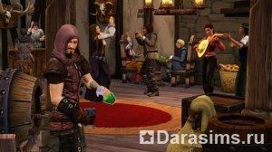 Герои отправляются на подвиги: The Sims Medieval поступит в продажу 24 марта