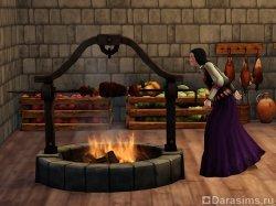 Еда и кулинария в «Симс Средневековье»
