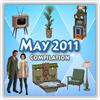 Майское обновление The Sims 3 Store